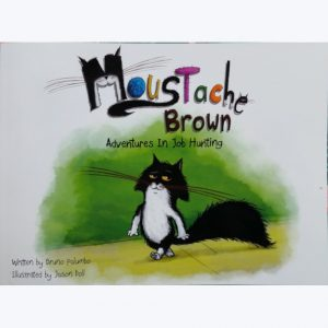 Moustache Brown front cover